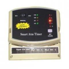ATM Timer For 2 AC
