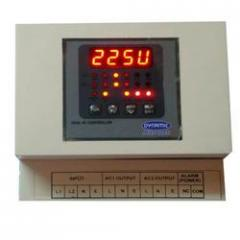AC Controller Timer With Temperature Base