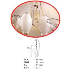 Venture Lighting , USA, E27 Based Elliptical Lamps