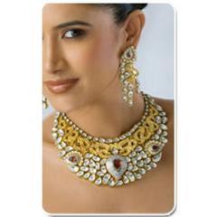 Lac necklace set