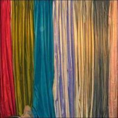 Pure Silk Dyeable Fabric