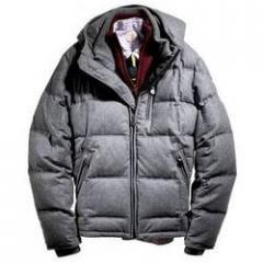 Men's woolen jacket