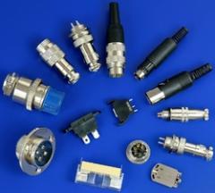 Circular And Metal Connectors