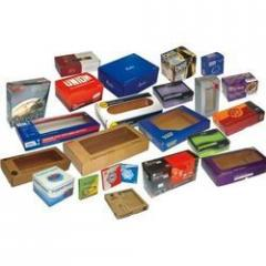 Multi Colour Duplex Cartons