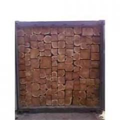 Ghana Dry Teak Wood