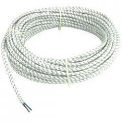 Cotton Braid Fan Flexible Wire