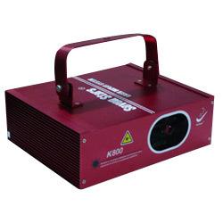 K 800 Laser Light