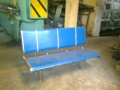 Three Seater Seat