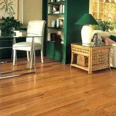 HDF Wooden Flooring