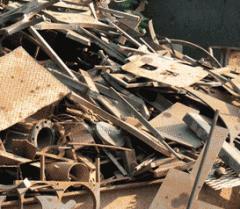Heavy Metal Scrap and waist