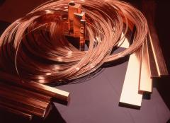 Copper rolling