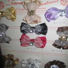 Sewing accessories - Bow shapes