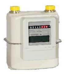 Wireless Prepaid Gas Meter