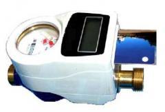 Wireless Prepaid Water Meter