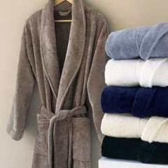 Cottong Bathrobe