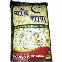 Chaand Taara Silver Slim Rice