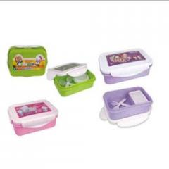 Lock Fit Lunch Box