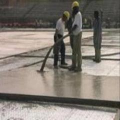 Foamed Concrete Roofs