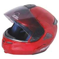 Hybrid Plain Full Face Helmet