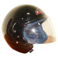 Apex Fit Plain Open Face Helmet