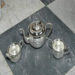 Nuxy Tea Set