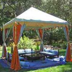 Pergolas Tents