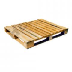 Pine Wood Pallet C/W