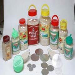Pet Jar Rice Packing