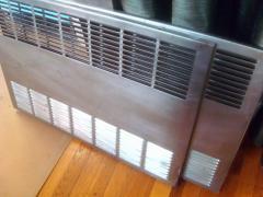 Metal radiators