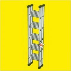 Aluminium Wide Step Ladder