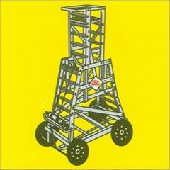 Aluminium Tower Wheeled Ladder