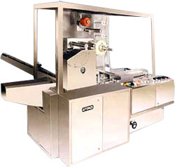Carton Overwrapping and Sealing Machine