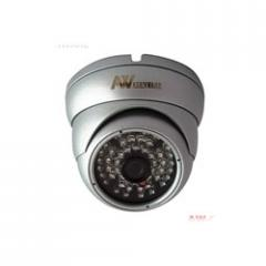 Large Color Metal Explosion IR Dome Camera