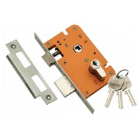 Cylindrical Mortise Lock