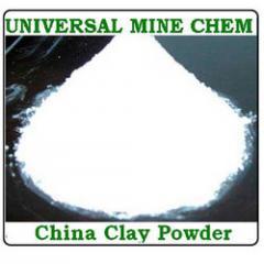 China Clay & calcine clay