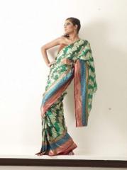 Pure Silk Banarasi Jacquard