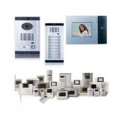 Audio-Video Door Phones