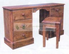 Indian Wooden Writing Table