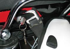 Helmets Locks