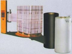Machine Roll Stretch Wrap Film
