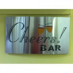 Stainless Steel Multicolor Name Plates