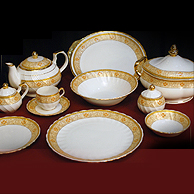 Bone China Dinnerware Sets & sets of utensils in Uttar Pradesh - Product catalog buy wholesale ...