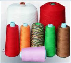 Polyester Spun Yarn Virgin & Recycled