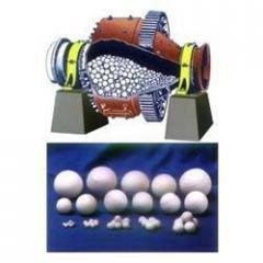 Ravituff 90 High Alumina Grinding Media Balls