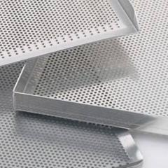 Perforated Aluminium & S.S Tray