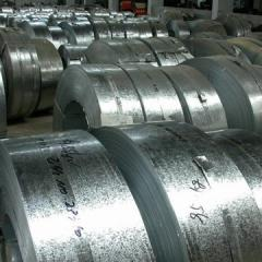 Galvanized, (GP), Steel Coils