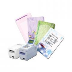 Thermal Plastic Cards