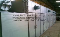 Biomass dryer