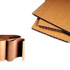 Corrugated Rolls & Sheet