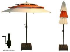 Umbrellas -  Wind proof center pole